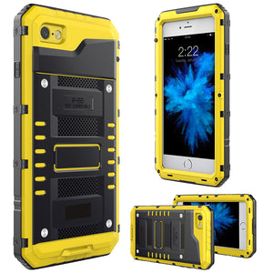 Heavy Duty Protective iPhone Case - Ledom Life Savers