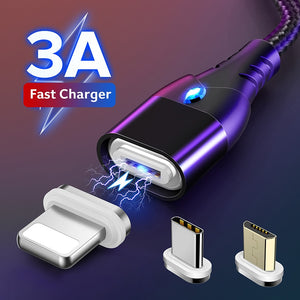 3A Magnetic Cable Charger - Ledom Life Savers