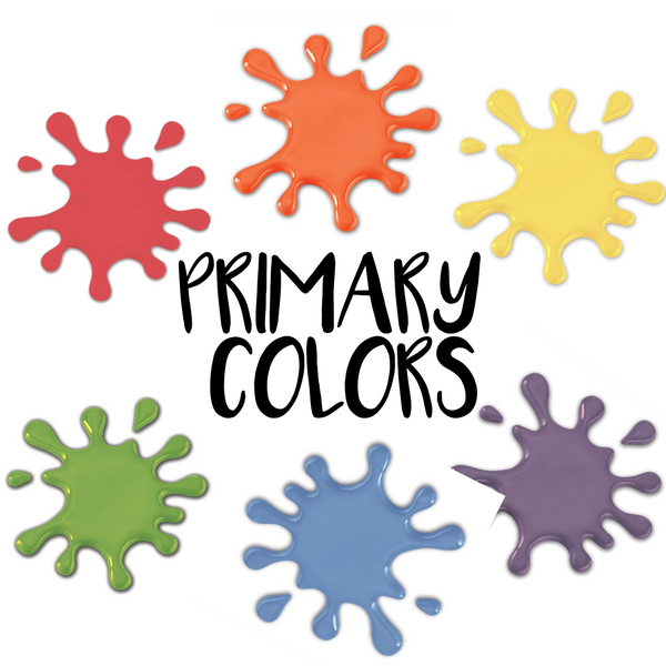 PAINT COLORS PRIMARY