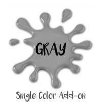 SINGLE COLOR ADD-ON GRAY