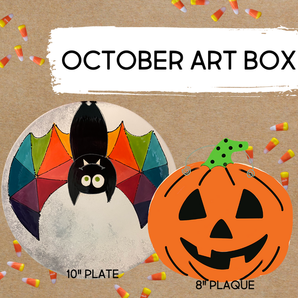 OCTOBER ART BOX