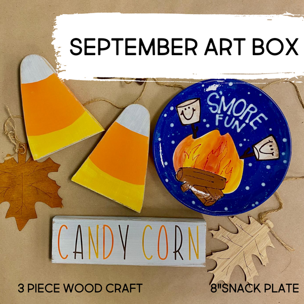 SEPTEMBER ART BOX