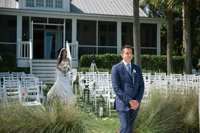 Wedding at the Lake House of Bulow, Charleston, SC