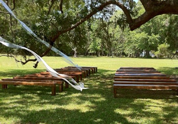 Rustic/Wood Collection & Ruthu0027s House Event Rentals-Charleston SC Wedding Tent Event Rentals