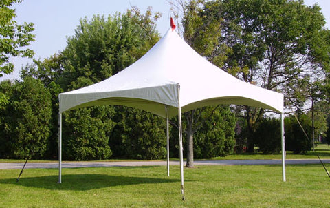 Tent [Frame - 10 x 10 High Peak Tent]