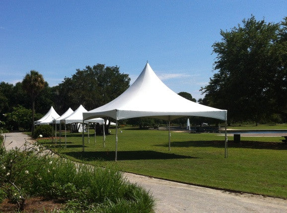 High Peak Frame Tent - great for weddings, corporate, festivals and special events