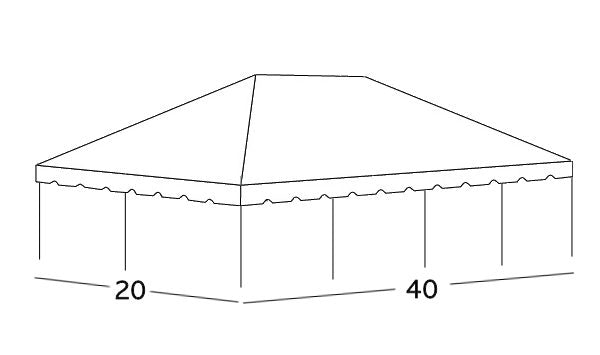 Tent [Frame - 20 x 40 Tent]