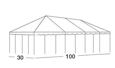Tent [Frame - 30 x 100 Tent]