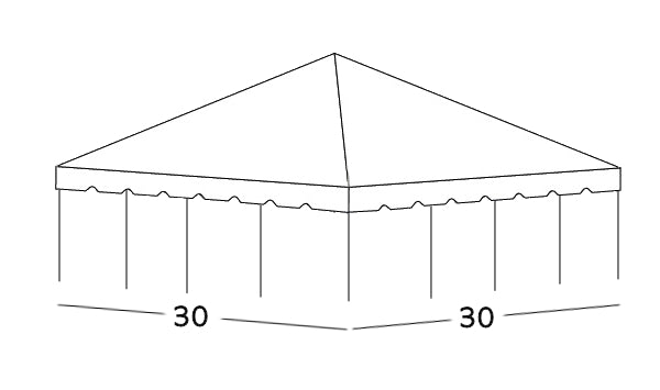 Tent [Frame - 30 x 30 Tent]
