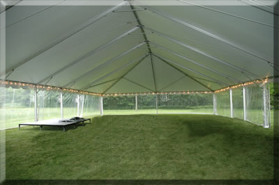 Tent [Frame - 40 x 100 Tent]