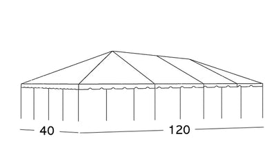 Tent [Frame - 40 x 120 Tent]
