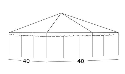 Tent [Frame - 40 x 40 Tent]