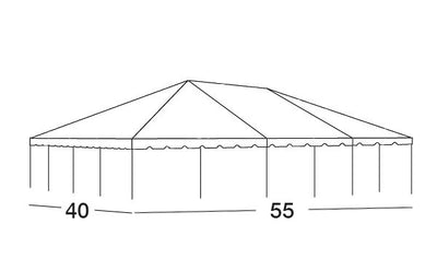 Tent [Frame - 40 x 55 Tent]
