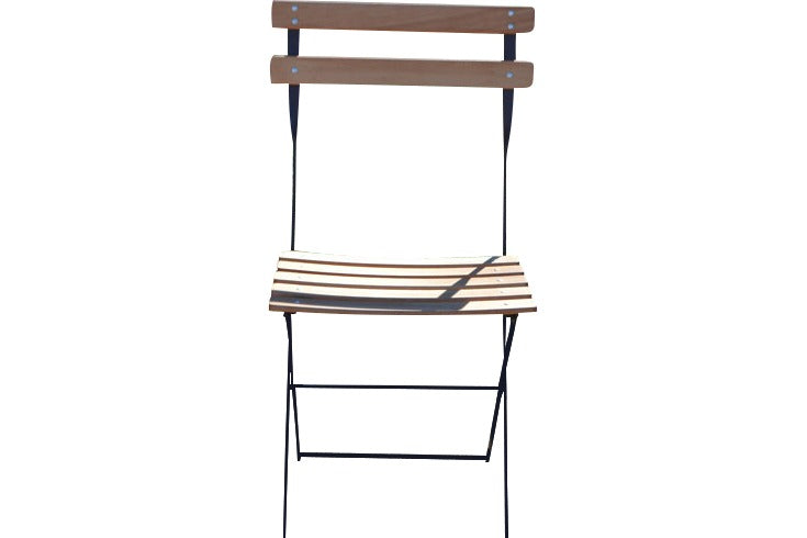 Chair [Folding   Bistro Natural]