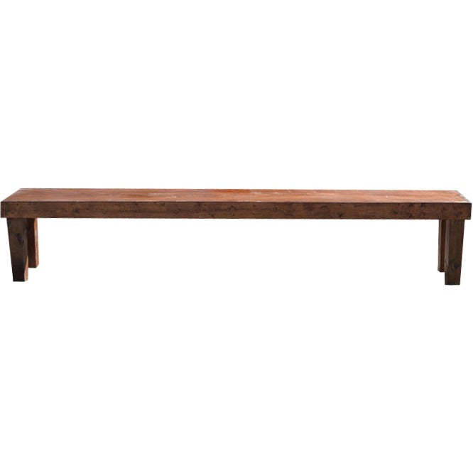 Bench - Rustic [Walnut]