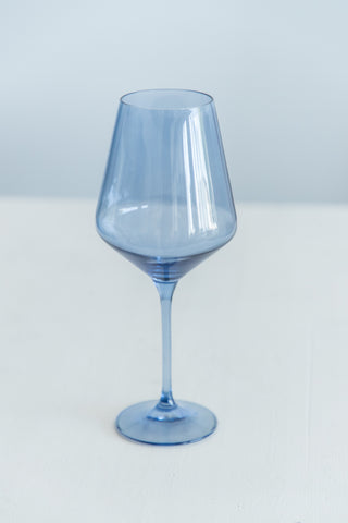 Tableware - Glassware - Color - Blue