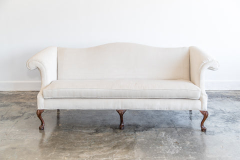 Lounge Furniture - Sofa - Neutral [Dee - Vintage Chippendale]