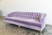 Lounge Furniture - Vintage Sofa [Velvet Lavender - Amelia]