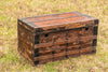 Lounge Furniture - Vintage Trunk [Distressed Wood]