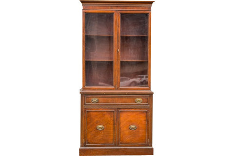 Lounge Furniture - Vintage Wood [China Cabinet]