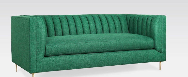 Lounge Furniture - Sofa - Emerald Green