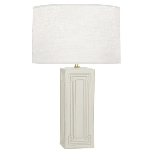 Accessory [Lamp - White Rectangular -Tall]