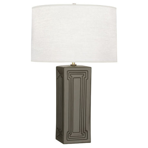 Accessory [Lamp - Gray Rectangular - Tall]