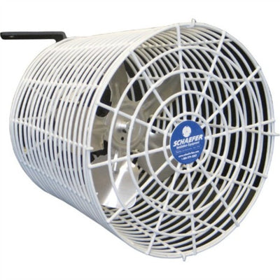 tent mounted fan