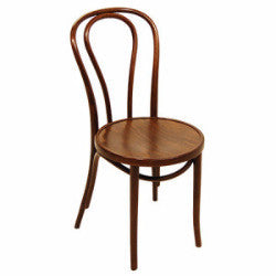 Chair [Bentwood-Walnut]