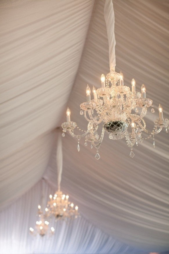 Lighting [Crystal Chandelier]