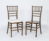 Chair [Chiavari Chair - Fruitwood]