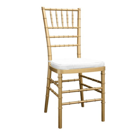Chair - Chiavari Chair [Gold]