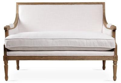 Lounge Furniture - Sofa - Neutral [Antoniette Settee]