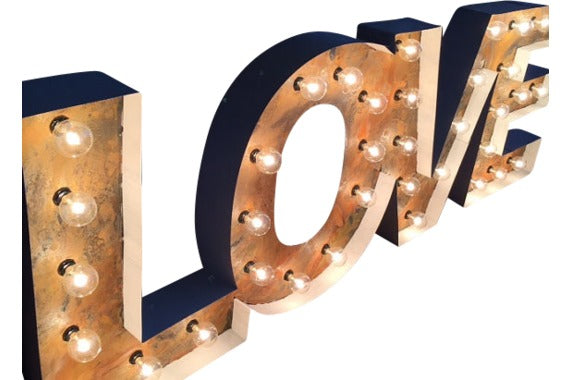 Lighting - Marquee Sign [LOVE]