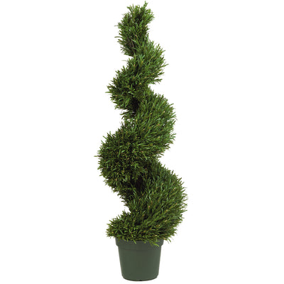 Tree [Tall Cypress Topiary in Planter]