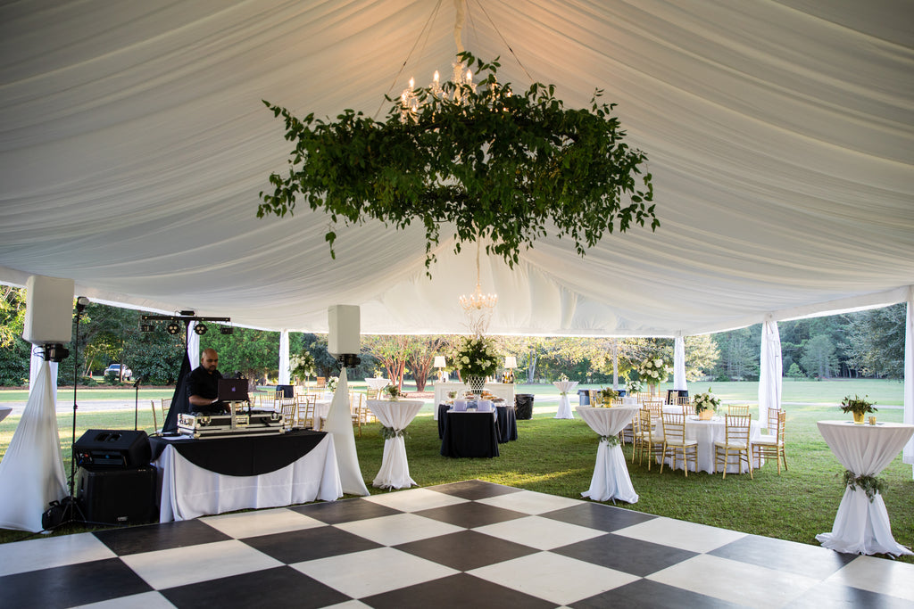 Tent Ceiling Liner Ruths House Event Rentals