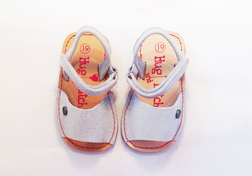 Hatch Sandal Silver infant
