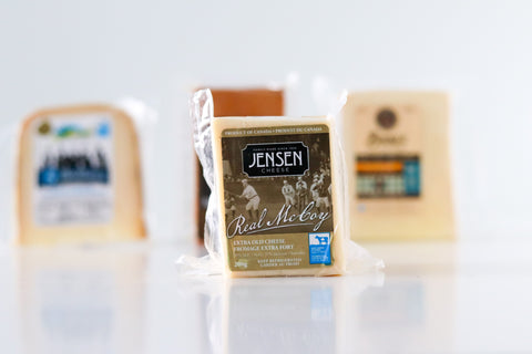 Jensen Real McCoy Cheese