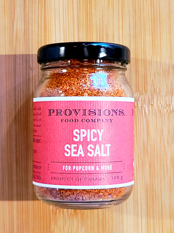 Seasoning - Spicy Sea Salt