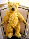 Chiltern Hugmee Bear called Major Tom from 1930s image 2