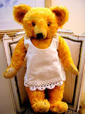 "Antique Merrythought Bear 1940s Teddy 20"" inches image 2"