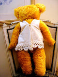 "Antique Merrythought Bear 1940s Teddy 20"" inches image 3"