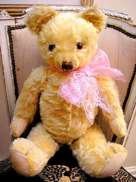 Merrythought Teddy Bear 1930s called Doris