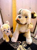 Vintage Steiff Mopsy Dogs Bugsy and Malone image 3
