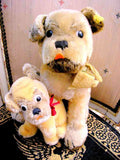 Vintage Steiff Mopsy Dogs Bugsy and Malone image 4