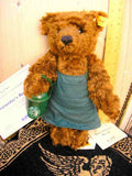 Vintage Steiff Teddy Bear Saturdays Child image 3