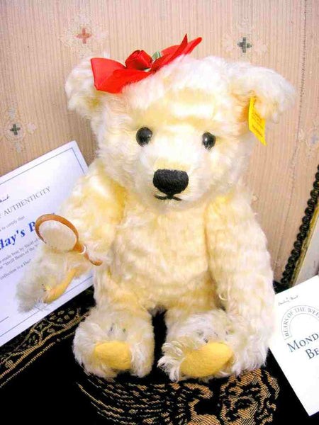 Vintage Steiff Teddy Bear Mondays Child