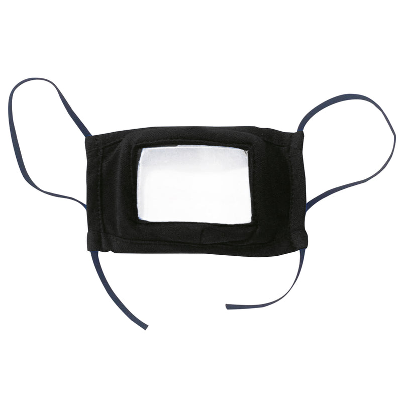 2-Ply Youth Mask With Anti-Fog Window