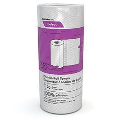 Cascades Pro Select Kitchen Towels 2Ply 70 Sheet/Roll 30 Rolls/Case