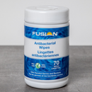 Fusion Antibacterial Wipes 70 Sheets